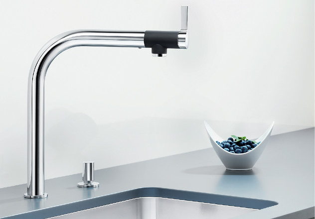 Vonda Blanco Kitchen Tap