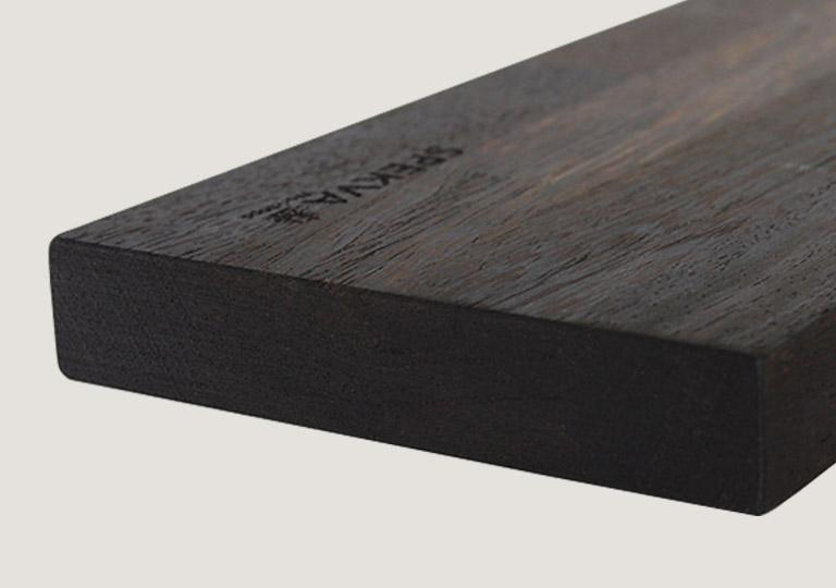 Wenge Wood Spekva Worktop