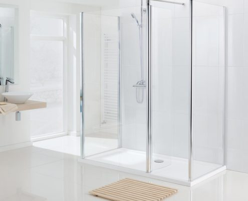 Walk-In Classic Shower