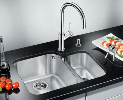 Ypsilon Blanco Kitchen Sink