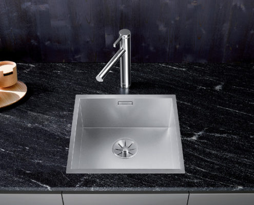 Zerox Blanco Kitchen Sink