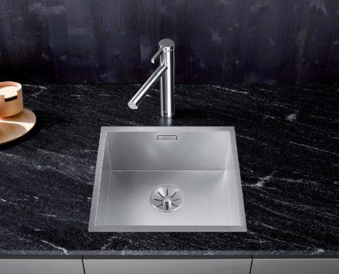 Zerox Blanco Kitchen Sink