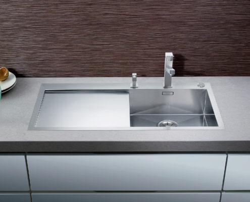 Zenar Blanco Kitchen Sink