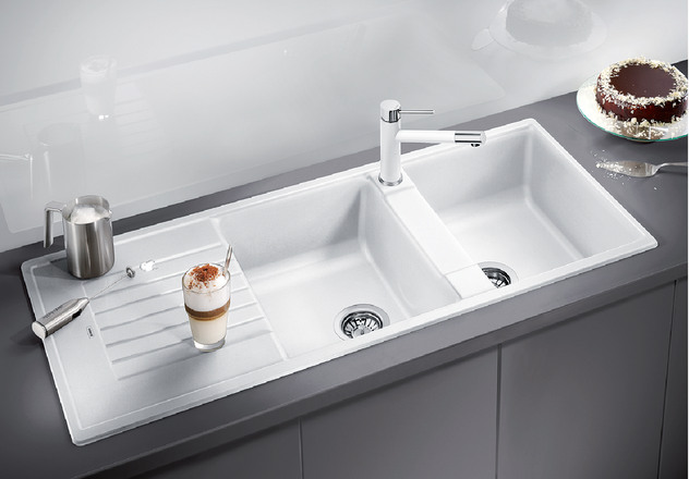 Zia Blanco Kitchen Sink