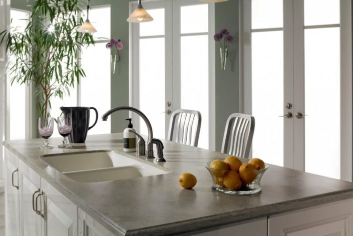 Sagebrus Corian Kitchen Worktop
