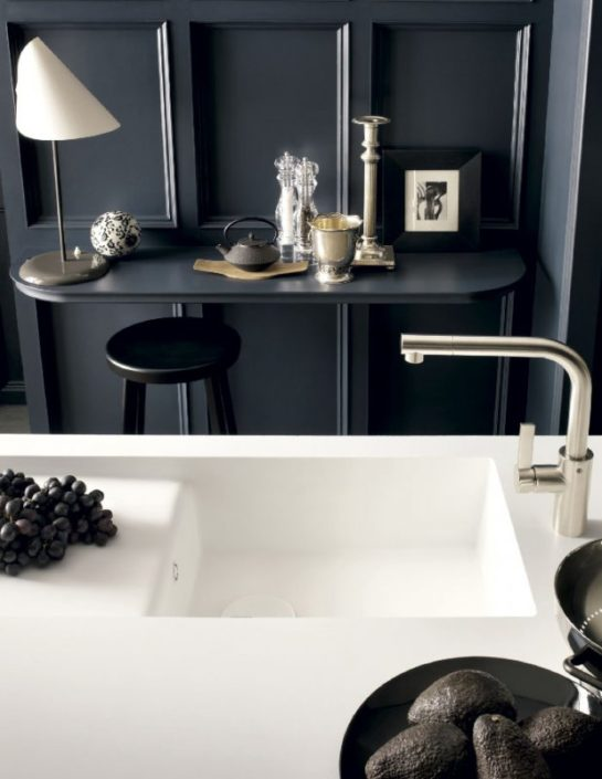 Townhouse Corian Kitchen Worktop