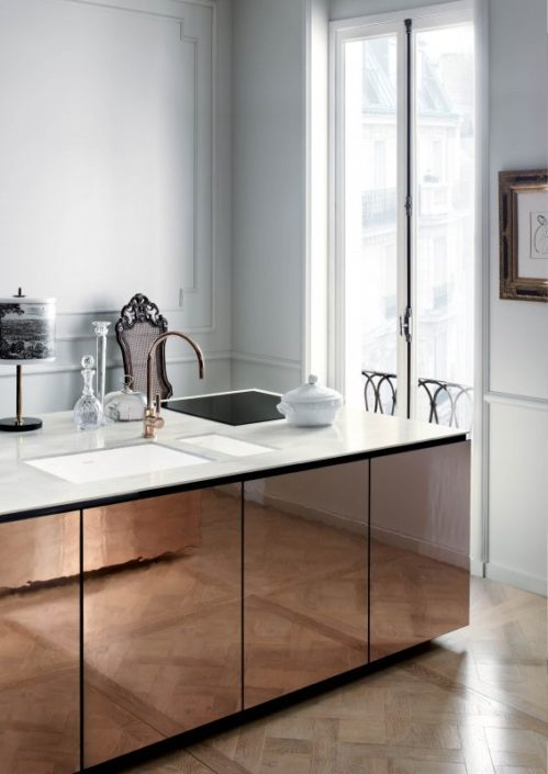 Elegance Corian Kitchen Worktop