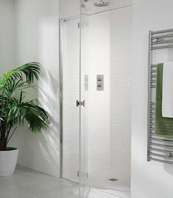 Martinique Shower Door