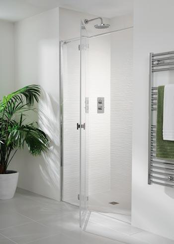 Martinique Shower Door