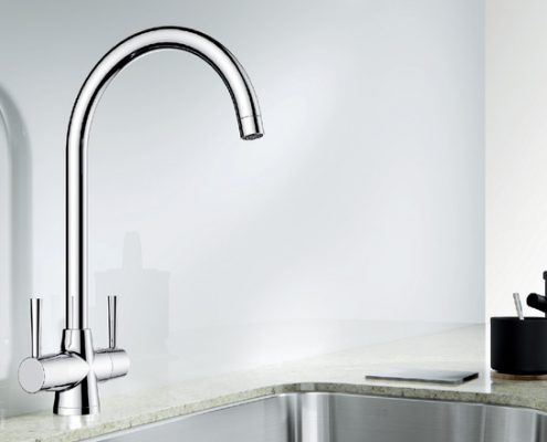Max Blanco Kitchen Tap