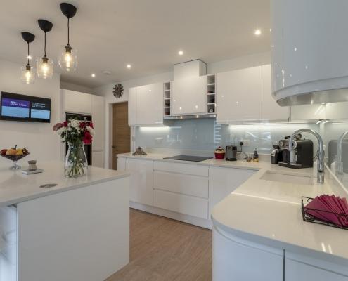 Mr & Mrs M Kitchen Project